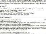 Visual Basic 6.0 Developer Resume Net Programmer Analyst Resume format In Word Free Download