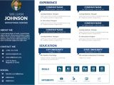 Visual Resume Word format Free Powerpoint Visual Resume Template Mike Taylor