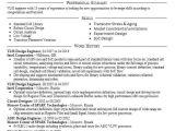 Vlsi Engineer Resume Vlsi Design Engineer Resume Sample Engineering Resumes