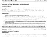 Vmware Basic Resume 13 14 System Admin Resume Samples Dollarforsense Com