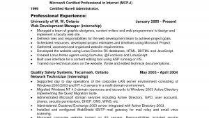 Voice Network Engineer Resume Sample 10 Sample Resume for Network Engineer Proposal Sample
