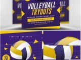 Volleyball Flyer Template Free Volleyball Free Download Photoshop Vector Stock Image