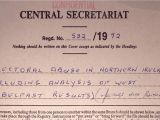Voter Id Card Name Change A Spot Of Sdlp Infighting and A Ge1992 Victory In West