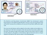 Voter Id Card Name Change Renewals Lost and Change Of Name Address Elections and