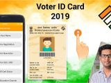 Voter Id Card Name Change Voter Id Card Services for android Apk Download