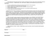 Waiver Of Responsibility Template Waiver Of Liability form Template Portablegasgrillweber Com