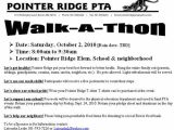 Walk A Thon Flyer Template 9 Best Images About Walk A Thon On Pinterest Student