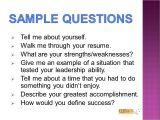 Walk Me Through Your Resume Sample Answer Walk Me Through Your Resume Sample Resume Ideas