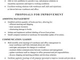 Warehouse Manager Resume Sample Functional Resume Sample assistant to Warehouse Manager