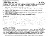 Warehouse Manager Resume Sample Warehouse Manager Resume