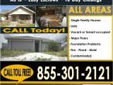 We Buy Houses Flyer Template We Buy Properties All Cash