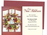We Have Moved Cards Templates Moving Announcement or New Address Cards Celebrations Of