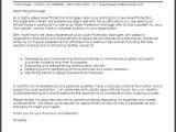 Wealth Management Cover Letter Sample asset Protection Manager Cover Letter Sample Cover