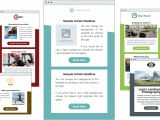 Web Design Email Marketing Templates HTML Email Templates Aweber Email Marketing
