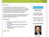 Webinar Email Templates Demandgen Webinar Invitation Email B2b Email Designs