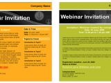 Webinar Email Templates Webinar Templates for Email Marketing