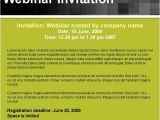 Webinar Invitation Email Template 45 Free Email HTML HTML5 themes Templates Free