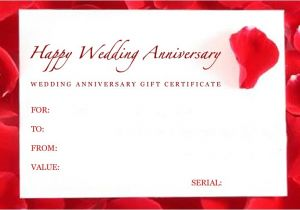 Wedding Anniversary Certificate Template 16 Wedding Anniversary Templates Free Images Anniversary