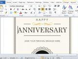 Wedding Anniversary Certificate Template How to Create A Printable Anniversary Gift Certificate