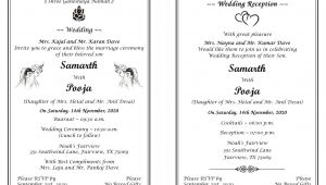 Wedding Card Matter In English for Daughter Wedding Invitation Wording In English Cobypic Com