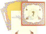 Wedding Card Rates In Mumbai Iwre533 Multicolor Card Color Hindu Cards Wedding Card