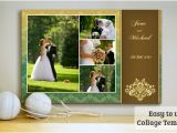 Wedding Collages Templates Wedding Photo Collages Templates Printing Postermywall