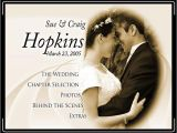 Wedding Dvd Menu Templates Wedding Dvd Menu Templates Bride