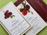 Wedding Invitation Card Flower Design Debonair Wedding Floral Cards Weddingcard Invitationcard