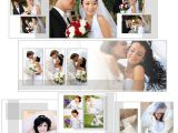 Wedding Photo Album Templates In Photoshop Classic White Landscape Wedding Album Photoshop Wedding