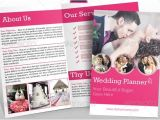 Wedding Planner Brochure Template 20 Beautiful Wedding Brochure Templates Desiznworld