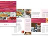 Wedding Planner Brochure Template Corporate event Planner Caterer Brochure Template Design