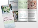 Wedding Planner Brochure Template Wedding Planner Wedding Planner Brochure