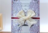 Wedding Wrapping Paper Card Factory 50pcs Laser Cut Glitter Paper Birthday Invitations Card