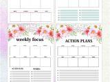 Week organizer Template Weekly Planner Template 15 Free Brilliant Designs