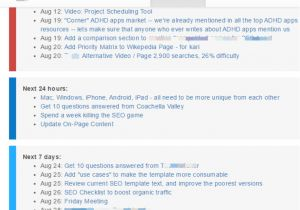 Weekly Update Email Template Daily Status Report Template Step by Step