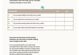 Weight Loss Questionnaire Template Outstanding Weight Loss Questionnaire Template Image