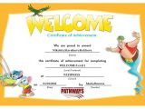 Welcome Certificate Templates Hnd Certificate Template