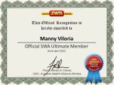 Welcome Certificate Templates Swa Ultimate Editable Welcome Banner Supreme Wealth Alliance