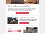 Welcome Email Template HTML Https Stamplia Com HTML Email Template Transactional
