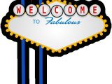 Welcome to Las Vegas Sign Template Blank Vegas for Franky Clip Art at Clker Com Vector Clip