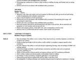 Welder Resume Word format Welding Resume Dandilyonfluff Com