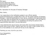 Well Written Cover Letters for Job Applications 8 Well Written Application Letter to Company New Tech