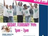 Wellness Flyer Templates Free Community Health Fair Template Postermywall