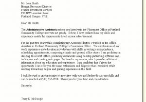 What are Cover Letters for Jobs Cover Letter for Employment Letters Free Sample Letters