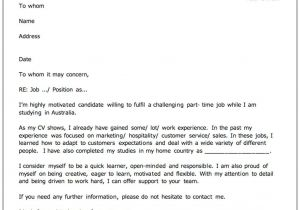 What are Cover Letters for Jobs the Job Of Job Searching Manage Your Opportunities Be