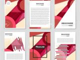 What Can You Do with A Blank Card In Uno Abstract Vector Layout Background Set for Art Template Design