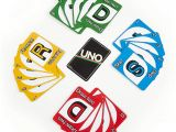 What Can You Do with A Blank Card In Uno Uno Card Game Retro Edition by Mattel