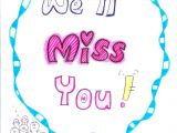 What Do You Say In A Farewell Card Pin On Professional Template Ideas