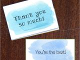 What Do You Write In A Thank You Card Thank You Note Cards Teacher Appreciation Notes Teacher