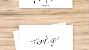 What Do You Write In A Wedding Thank You Card Personalised Wedding Thank You Cards with Photos with